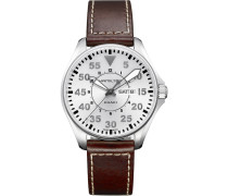 Herrenuhr Khaki Aviation Pilot H64611555