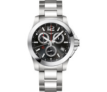 Herrenchronograph Conquest L3.700.4.56.6