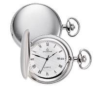 Taschenuhr Chrom Savonette 4288041