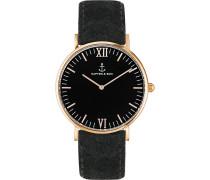 Uhr Campina/Campus All Black RG Vintage CA00B0299D11A