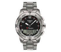 T-Touch II T047.420.44.057.00 Herrenchronograph