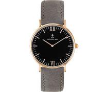 Uhr Campina/Campus Black RG Grey Vintage CA00B0202D11A