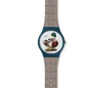 Herrenuhr Duck-issime SUON118