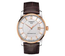 T-Classic Titanium T087.407.56.037.00 Automatic