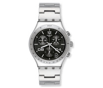 Herrenchronograph Blustery Black YCS564G