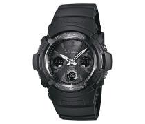G-SHOCK Classic Herrenchronograph AWG-M100B-1AER