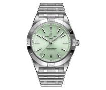 Damenuhr Chronomat Automatic 36 A10380101L1A1