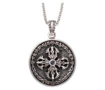Herrenkette Amulett mit Kreuz ZJN-07-AMK
