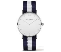 Sailor Line Uhr Silber White Sand PH-SA-S-St-W-NW-20