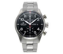 Chronograph Startimer Pilot AL-725B4S6B