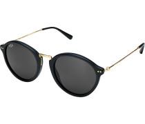 Sonnenbrille Maui All Black Glass KS03-BKM-BKG