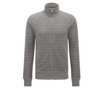 Regular-Fit Sweatshirt aus French Terry