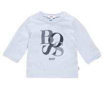Baby-Langarmshirt aus Baumwolle mit Print