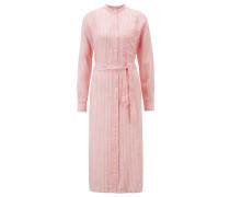 Kleid im Tunika-Stil aus reinem Leinen