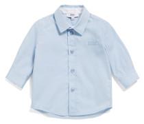 Kids-Regular-Fit-Hemd aus weicher Baumwolle