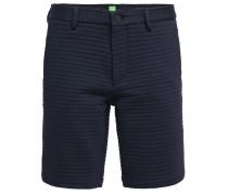 Slim-Fit Shorts aus strukturiertem italienischem Jersey
