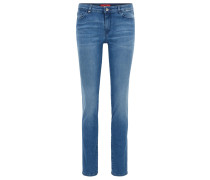 Regular-Fit Jeans aus Stretch-Denim