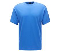 Regular-Fit T-Shirt aus Baumwolle mit Sichtnähten