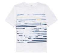 Kids-Shirt aus Baumwolle mit Front-Print