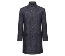 Mantel mit filigranem Muster
