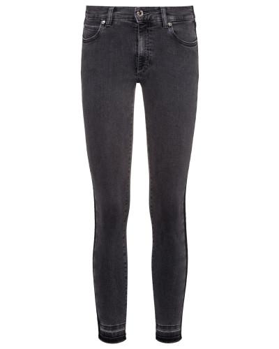 Skinny-Fit Jeans in Cropped-Länge