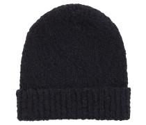 Mütze aus Alpaka-Mix mit Schurwolle