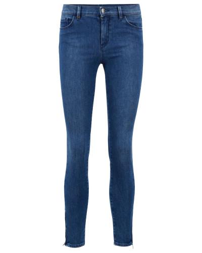 Skinny-Fit Jeans aus komfortablem Stretch-Denim