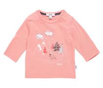 Baby-Longsleeve aus Baumwolle mit Print