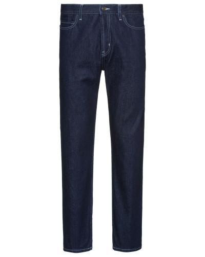 Relaxed-Fit Jeans aus italienischem Selvedge-Denim