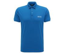 Slim-Fit Poloshirt aus Piqué