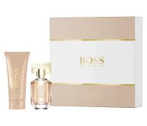 Set mit 'BOSS The Scent for Her' Eau de Parfum 30 ml und Bodylotion