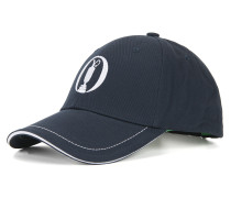 Baseball Cap aus Baumwoll-Twill aus The Open Collection