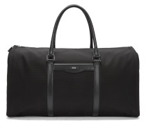 Signature Collection Weekender aus leichtem Material-Mix
