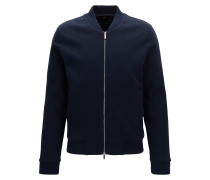 Slim-Fit Baumwoll-Jacke aus der Mercedes-Benz Kollektion