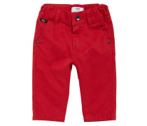 Regular-Fit Kids-Hose aus Baumwolle