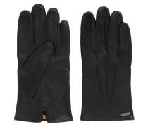 Handschuhe aus gewachstem Leder im Vintage-Stil