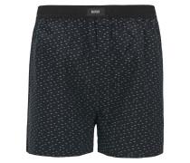 Pyjamashorts aus Baumwolle mit Fil-coupé-Struktur