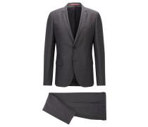 Extra Slim-Fit Anzug aus ?Super 100?-Schurwolle