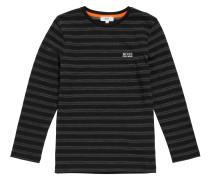 Gemustertes Kids-Langarmshirt aus Baumwolle
