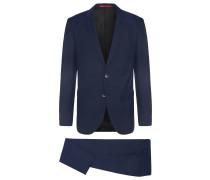 Regular-Fit Anzug aus reiner Schurwolle: 'C-Jeys1/C-Shaft1'
