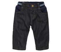 Regular-Fit Baby-Jeans aus elastischer Baumwolle
