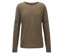 Relaxed-Fit Longsleeve aus Supima-Baumwolle