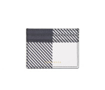 BOSS Bespoke Soft Kartenetui aus bedrucktem Leder