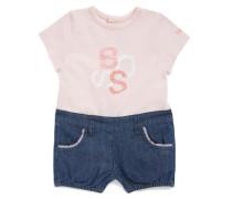 Baby-Overall im Zweiteiler-Look