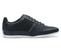 Sneakers aus edlem Leder