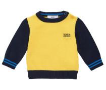 Kids-Pullover aus Baumwolle im mehrfarbigen Dessin