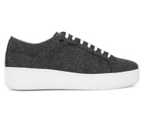 Sneakers aus softer Wolle