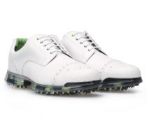 Golfschuhe aus Leder mit Lyralochung