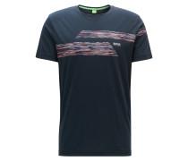 Regular Fit T-Shirt aus Single Jersey