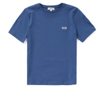 Kids T-Shirt aus Baumwolle mit Rundhalsausschnitt